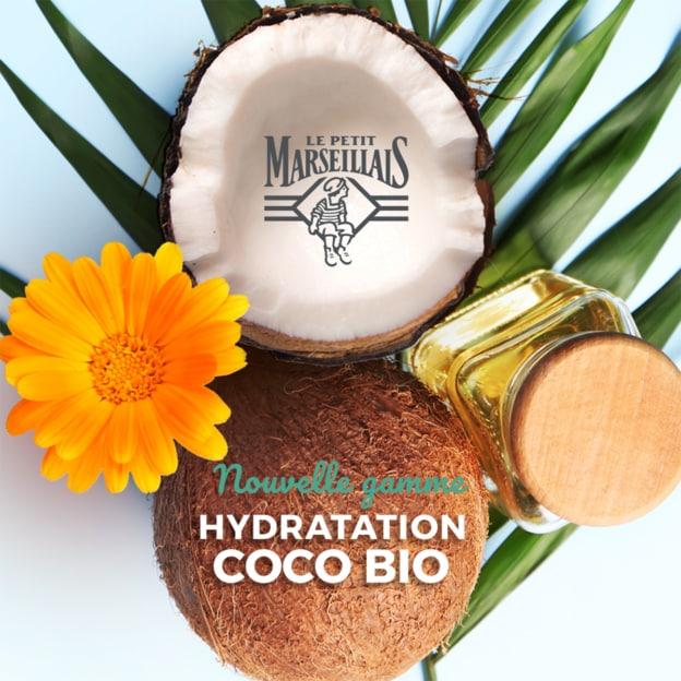 Test Le Petit Marseillais : Packs Hydratation Coco Bio gratuits