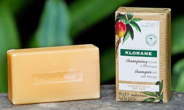 Test Klorane : shampoings solides à la mangue gratuits