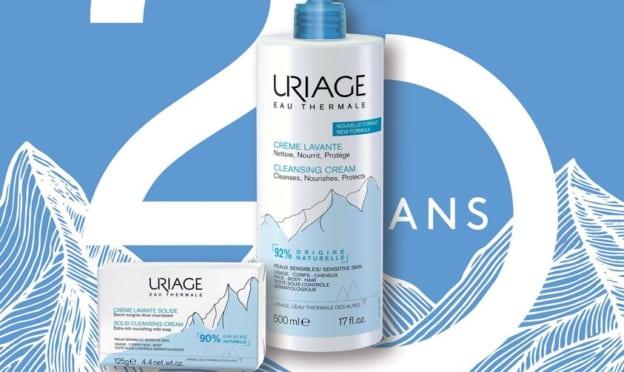 Test Uriage : 100 crèmes lavantes gratuites
