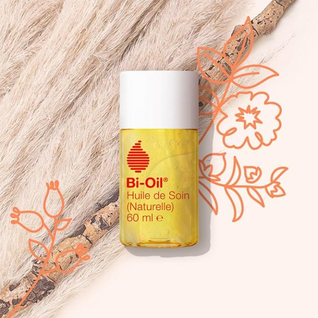 Test gratuit l'huile de soin naturelle Bi-Oil avec Aufeminin