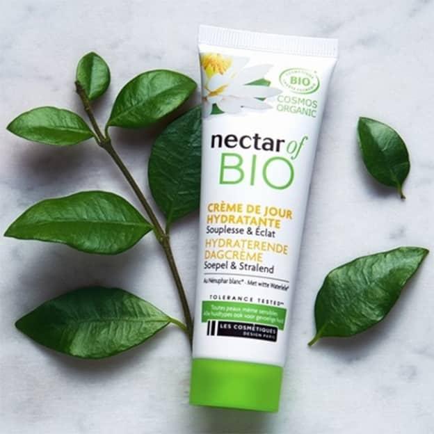 Test Nectar of Bio : 1'400 crèmes de jour hydratantes gratuites