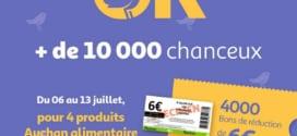 Jeu Auchan Ticket d'Or sur jeu.auchan.fr/ticketdor