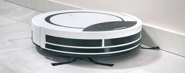 Aspirateur robot SilverCrest à petit prix chez Lidl