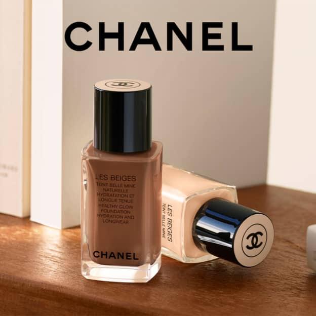Échantillons gratuits de fond de teint Chanel Les Beiges