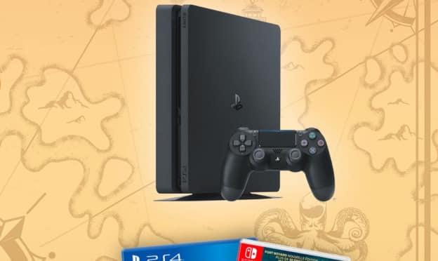 Jeu Télé-Loisir : PlayStation et jeux vidéo Fort Boyard à gagner