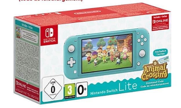 Soldes Leclerc : Nintendo Switch + jeu + abonnement pas cher