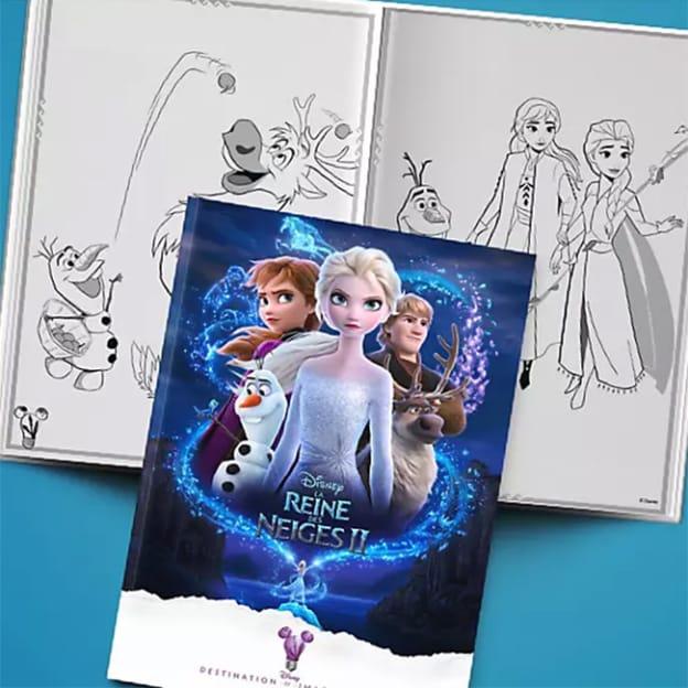 20 cahiers d'activités Disney gratuits à imprimer