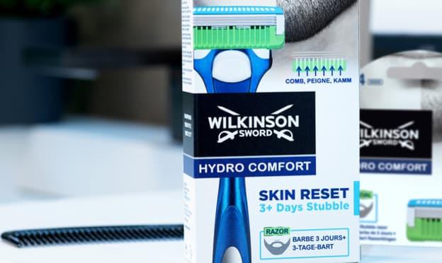 ODR Wilkinson : rasoir Hydro Comfort gratuit car remboursé