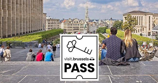 Obtenez gratuitement le Pass Visit Brussels