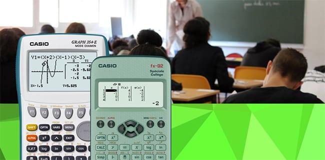 Casio rachète votre ancienne calculatrice Graph 35 ou fx-92