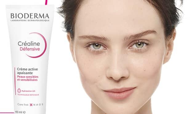 Test Bioderma : 200 crèmes Créaline Défensive gratuites