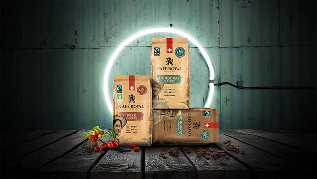 Testez gratuitement des cafés en grains Café Royal