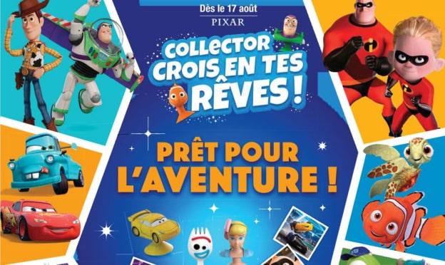 Cora Pixar : Autocollants, figurines, peluches et verres à collectionner