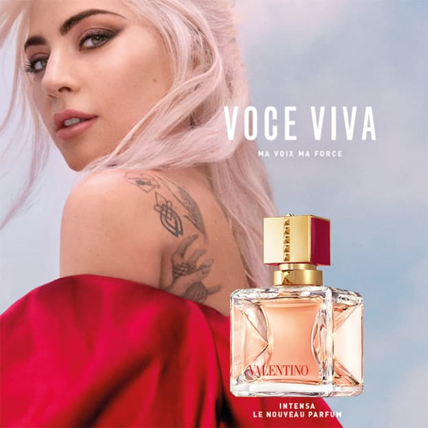 Échantillons gratuits du parfum Valentino Voce Viva Intensa