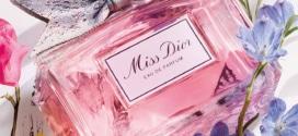 Échantillons gratuits de l'eau de parfum Miss Dior