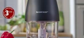 Lidl : Hachoir multifonction SilverCrest pas cher à 9,99€