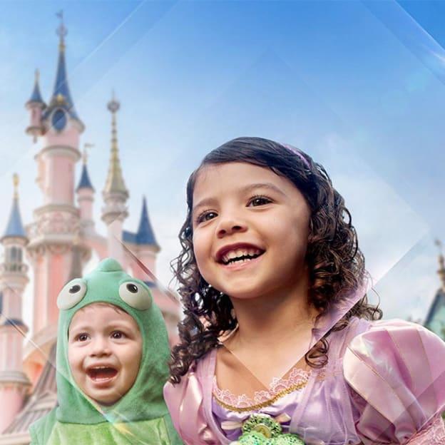 Jeu La Grande Récré : Séjour Disneyland et 10 châteaux Princesses