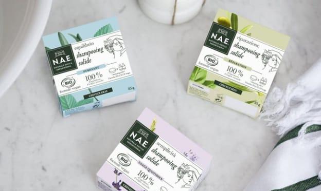 Test gratuit des shampooings solides bio N.A.E.