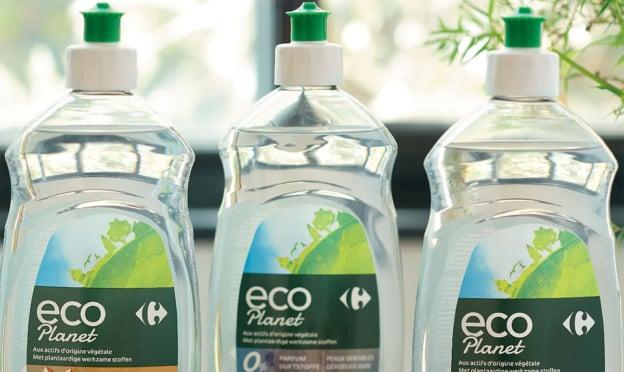 Test Carrefour Eco Planet : Packs de liquides vaisselle gratuits