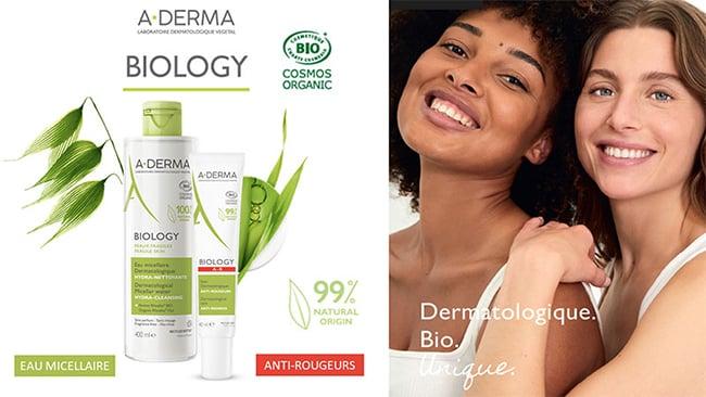 tester un soin ou une eau micellaire A-Derma Biology