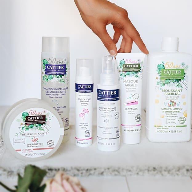 Tests de produits Cattier : cosmétiques gratuits