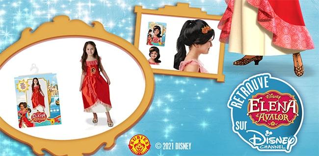 Remportez un costume de la princesse Elena d'Avalor