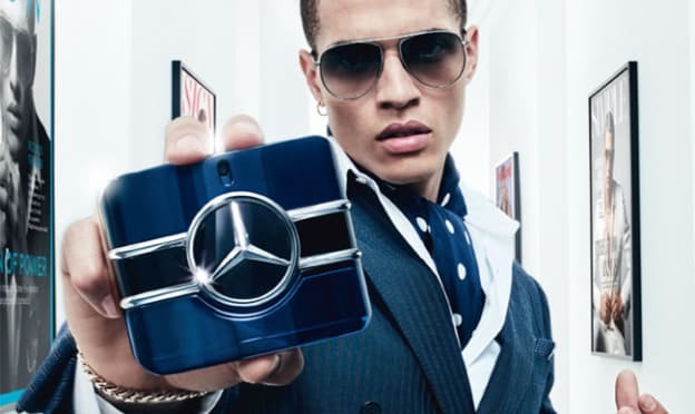 Échantillons gratuits du parfum Mercedes-Benz SIGN