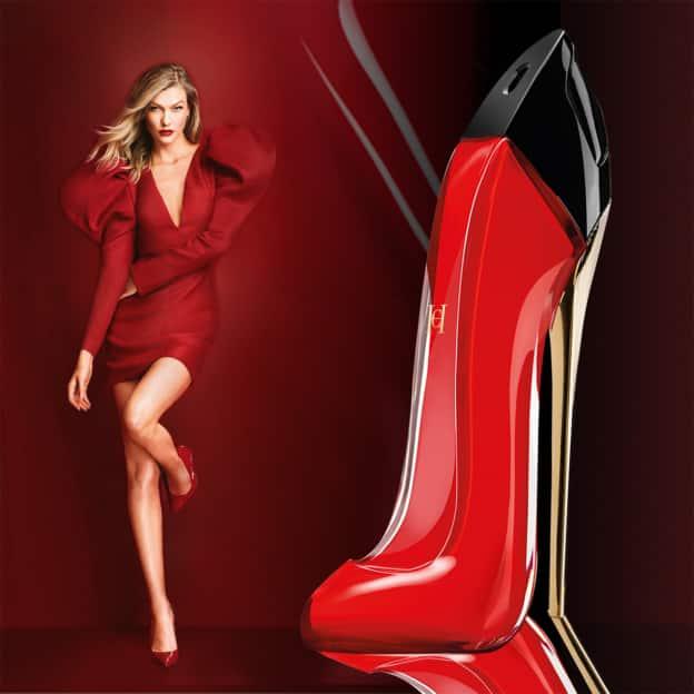 Échantillons gratuits du parfum Very Good Girl Carolina Herrera