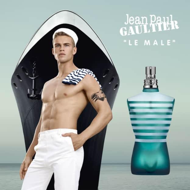 Échantillons gratuits Jean Paul Gaultier : Eau de toilette Le Male