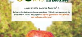 Jeu Antarès : séjours en Anjou et cadeaux collectors à gagner