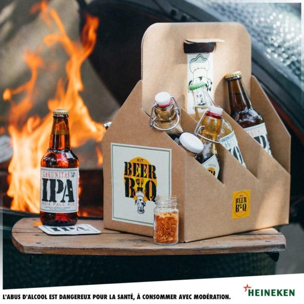 Jeu BeerBQ : kits barbecue à gagner