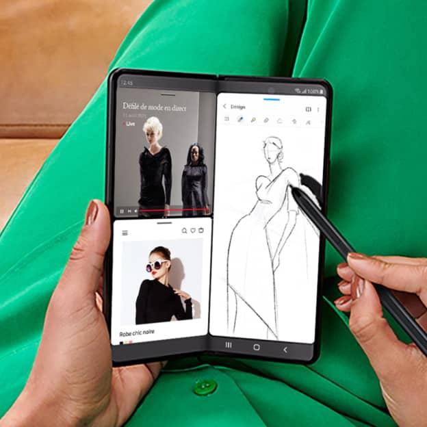 Jeu Samsung : téléphones Galaxy Z pliables et coupons à gagner