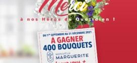 Jeu Sopalin & Le Trèfle : Bouquets de fleurs à gagner