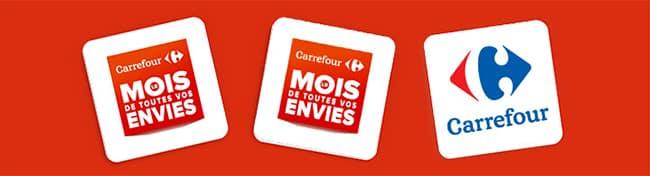 Le Mois de toutes vos envies Carrefour