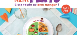 Nestlé : 5000 Kits NutriPlato (assiette enfant + livret) gratuits