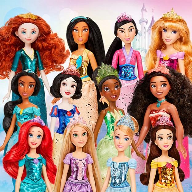Carrefour : 1 poupée Disney achetée = 1 offerte (soit 8,90€ les 2)