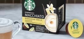 Test Nescafé : Packs de capsules Starbucks Dolce Gusto gratuits