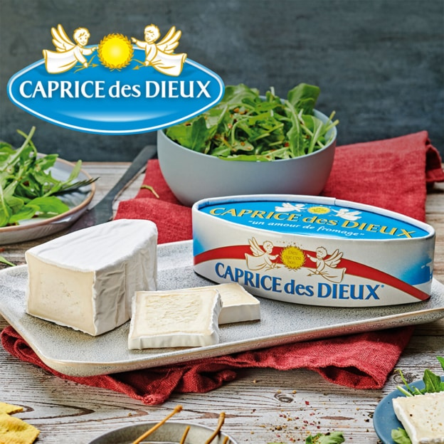 Test Caprice des Dieux : packs découverte de fromages gratuits