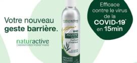 Test Naturactive : Assaini'Spray gratuits