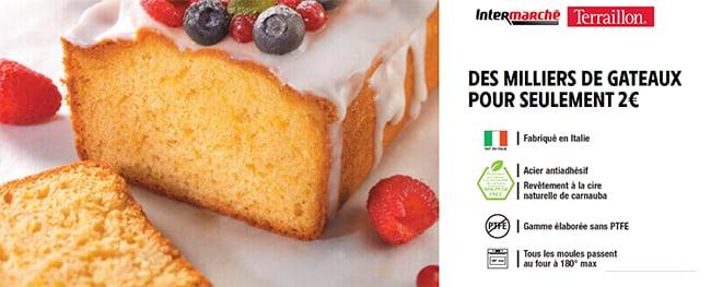 Articles de pâtisserie Terraillon : des produits responsables et innovant