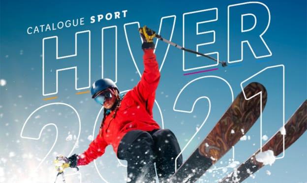 Lidl Catalogue Sport d'hiver : Vêtements & équipements pas chers