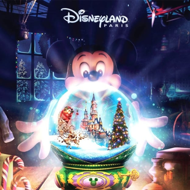 Jeu Carrefour Secrets du Père Noël avec des séjours Disneyland à gagner