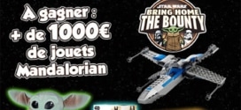 Jeu Maxi Toys : Cadeaux Mandalorian à gagner