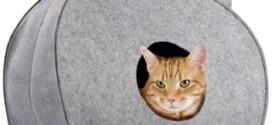 Lidl : Panier cabane pour chat pas cher