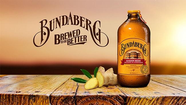 Testez gratuitement la boisson Bundaberg Ginger Beer avec TRND