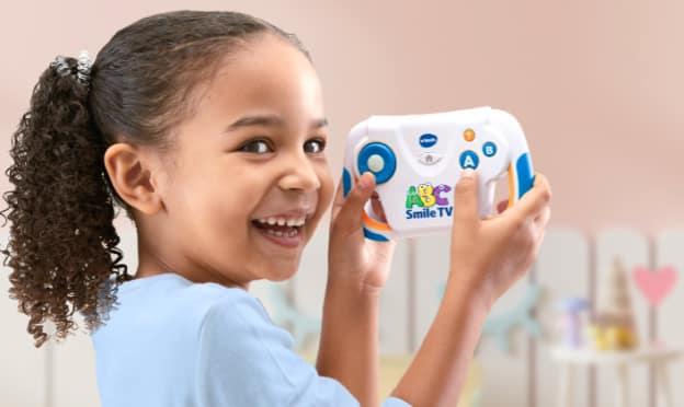 Test VTech : Consoles pour enfants ABC Smile TV gratuites