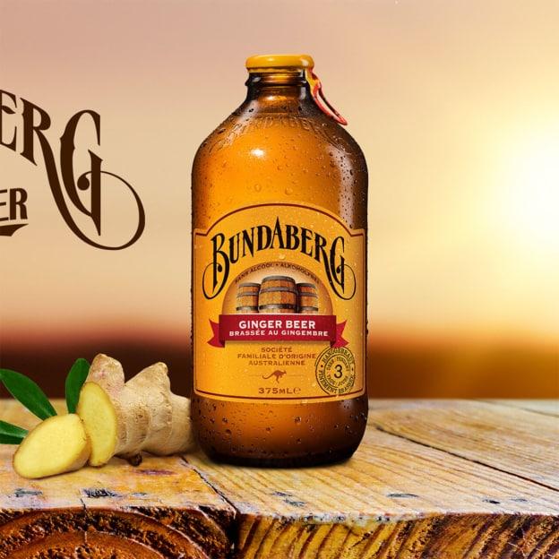 Test TRND : Packs de bouteilles de Bundaberg Ginger Beer