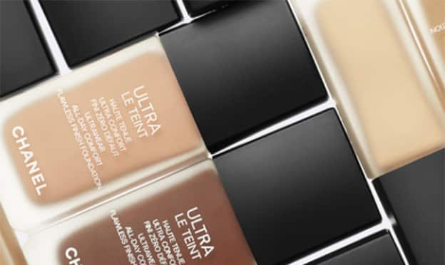 Échantillons gratuits d'Ultra Le Teint de Chanel
